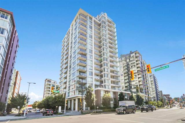 110 Switchmen Street #1105, Vancouver, BC V6A 0C6 (#R2503552) :: RE/MAX City Realty