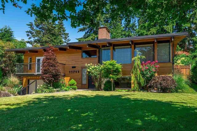13741 Coldicutt Avenue, White Rock, BC V4B 3B1 (#R2503556) :: Ben D'Ovidio Personal Real Estate Corporation | Sutton Centre Realty