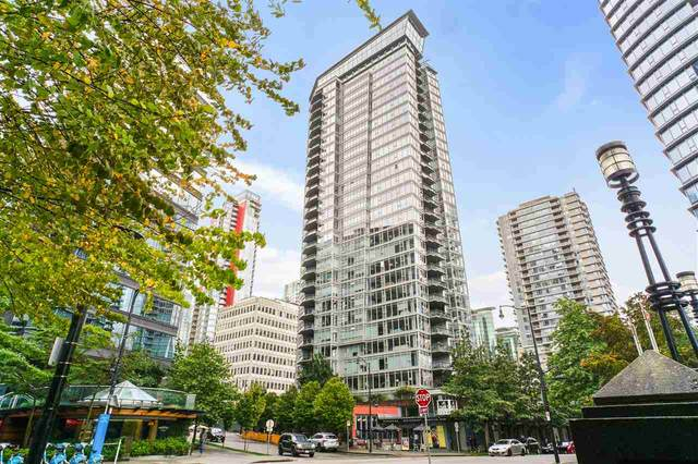 1205 W Hastings Street #1202, Vancouver, BC V6E 4T7 (#R2503582) :: RE/MAX City Realty