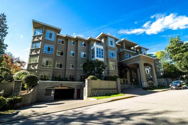 630 Roche Point Drive #315, North Vancouver, BC V7H 3A1 (#R2503607) :: 604 Home Group
