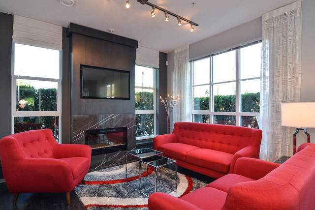 15168 33 Avenue #114, Surrey, BC V3Z 0V7 (#R2503633) :: Ben D'Ovidio Personal Real Estate Corporation | Sutton Centre Realty