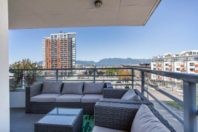 298 E 11TH Avenue #409, Vancouver, BC V5T 0A2 (#R2503658) :: 604 Realty Group