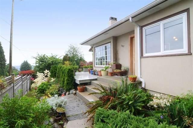 707 Sutherland Avenue, North Vancouver, BC V7L 3Z7 (#R2503665) :: Ben D'Ovidio Personal Real Estate Corporation   Sutton Centre Realty
