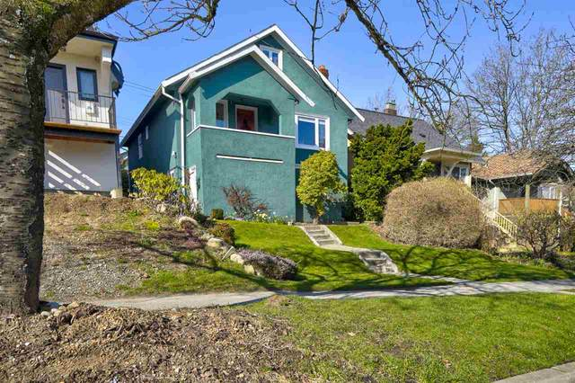 4031 Dunbar Street, Vancouver, BC V6S 2E5 (#R2503667) :: Ben D'Ovidio Personal Real Estate Corporation   Sutton Centre Realty