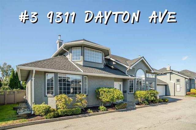 9311 Dayton Avenue #3, Richmond, BC V6Y 1E2 (#R2503685) :: 604 Realty Group