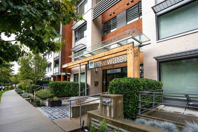 3163 Riverwalk Avenue #118, Vancouver, BC V5S 0A8 (#R2503692) :: Ben D'Ovidio Personal Real Estate Corporation | Sutton Centre Realty