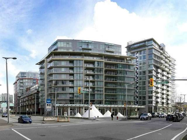 88 W 1ST Avenue #209, Vancouver, BC V5Y 0K2 (#R2503698) :: Premiere Property Marketing Team