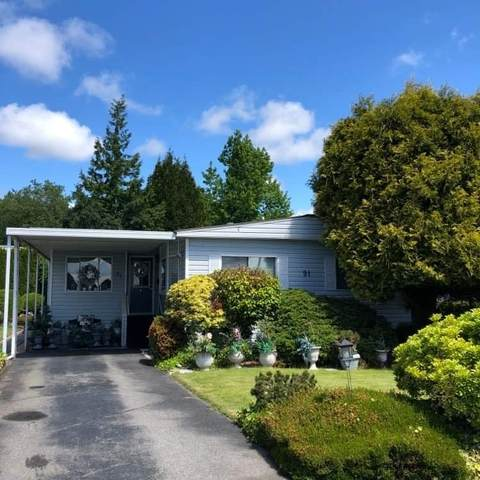 1840 160 Street #91, Surrey, BC V4A 4X4 (#R2503724) :: Ben D'Ovidio Personal Real Estate Corporation   Sutton Centre Realty