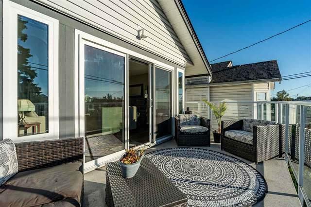 890 Stevens Street, White Rock, BC V4B 4X2 (#R2503733) :: Ben D'Ovidio Personal Real Estate Corporation | Sutton Centre Realty