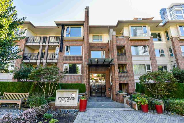4728 Dawson Street #309, Burnaby, BC V5C 0A9 (#R2503764) :: Ben D'Ovidio Personal Real Estate Corporation | Sutton Centre Realty