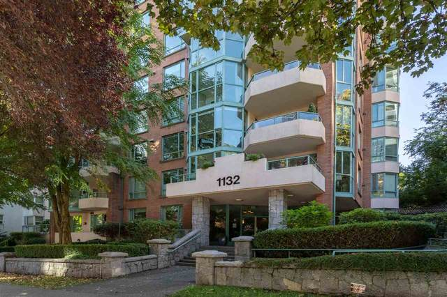 1132 Haro Street #204, Vancouver, BC V6E 1C9 (#R2503805) :: 604 Realty Group