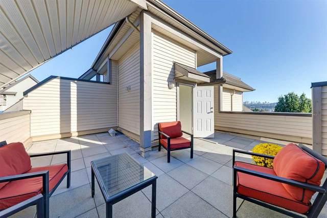 3709 Pender Street #307, Burnaby, BC V5C 2L2 (#R2503841) :: Homes Fraser Valley