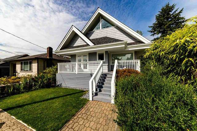 1425 William Avenue, North Vancouver, BC V7L 4G1 (#R2503866) :: 604 Home Group