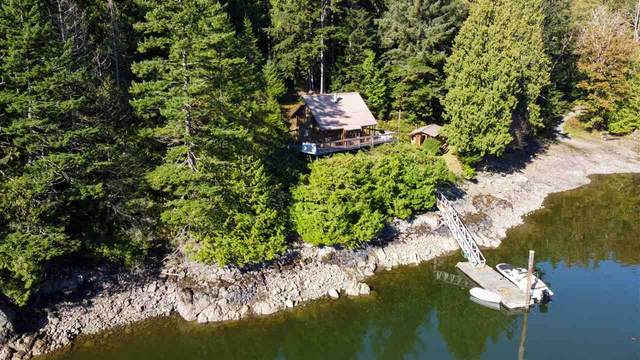 Lot 8 Daisy Bay Estates, Gambier Island, BC V0N 1V0 (#R2503874) :: 604 Home Group