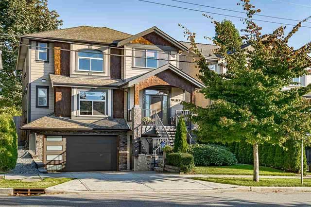 3351 Mason Avenue, Coquitlam, BC V3B 7M9 (#R2503914) :: Ben D'Ovidio Personal Real Estate Corporation | Sutton Centre Realty