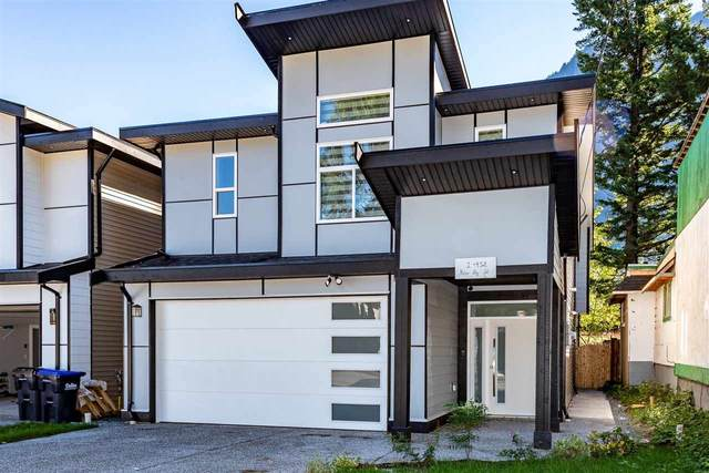 452 Hudson Bay Street #1, Hope, BC V0X 1L4 (#R2503934) :: Ben D'Ovidio Personal Real Estate Corporation | Sutton Centre Realty