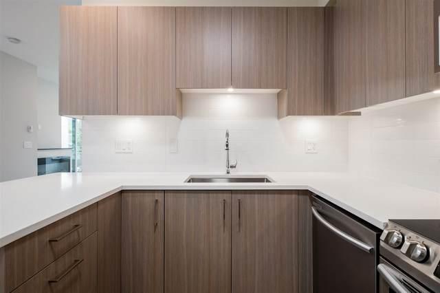 1633 Tatlow Avenue #203, North Vancouver, BC V7P 1T9 (#R2503957) :: Ben D'Ovidio Personal Real Estate Corporation | Sutton Centre Realty