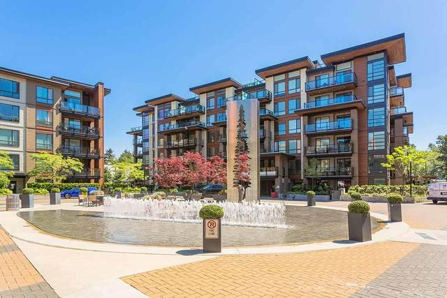 719 W 3RD Street #608, North Vancouver, BC V7M 0E7 (#R2503959) :: Homes Fraser Valley
