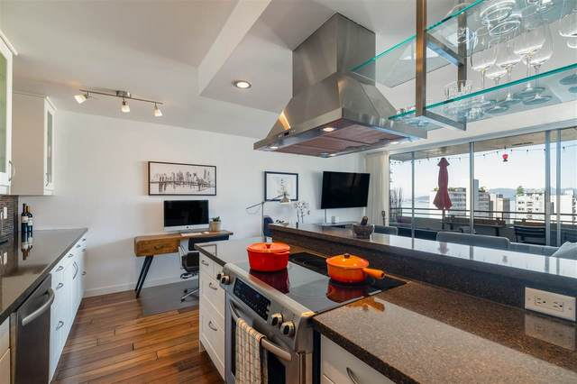 1725 Pendrell Street #1703, Vancouver, BC V6G 2X7 (#R2503970) :: 604 Realty Group