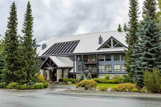 4821 Spearhead Drive #208, Whistler, BC V8E 1E8 (#R2504009) :: Initia Real Estate