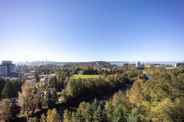 2024 Fullerton Avenue #1901, North Vancouver, BC V7P 3G4 (#R2504011) :: Ben D'Ovidio Personal Real Estate Corporation | Sutton Centre Realty