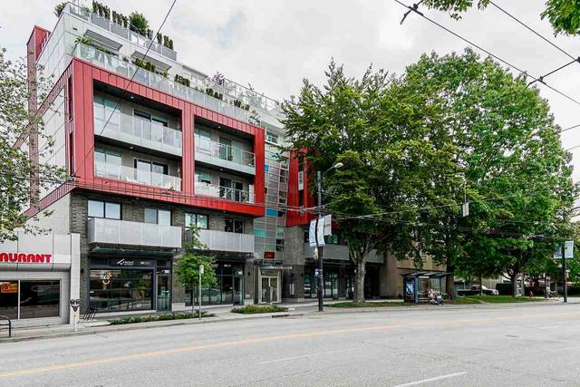 379 E Broadway #406, Vancouver, BC V5T 1W6 (#R2504014) :: Ben D'Ovidio Personal Real Estate Corporation | Sutton Centre Realty