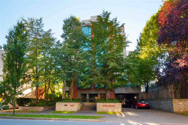 1818 Robson Street #501, Vancouver, BC V6G 1E3 (#R2504096) :: 604 Realty Group