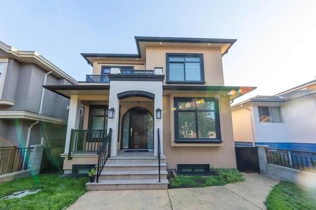 66 E 56TH Avenue, Vancouver, BC V5X 1P8 (#R2504121) :: Ben D'Ovidio Personal Real Estate Corporation | Sutton Centre Realty