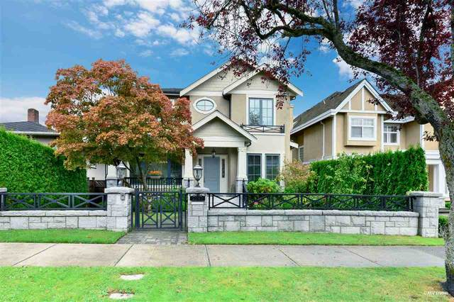 2969 W 22ND Avenue, Vancouver, BC V6L 1M9 (#R2504265) :: 604 Home Group