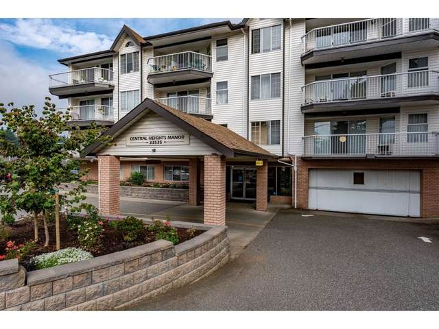 33535 King Road #205, Abbotsford, BC V2S 6Z5 (#R2504320) :: Initia Real Estate