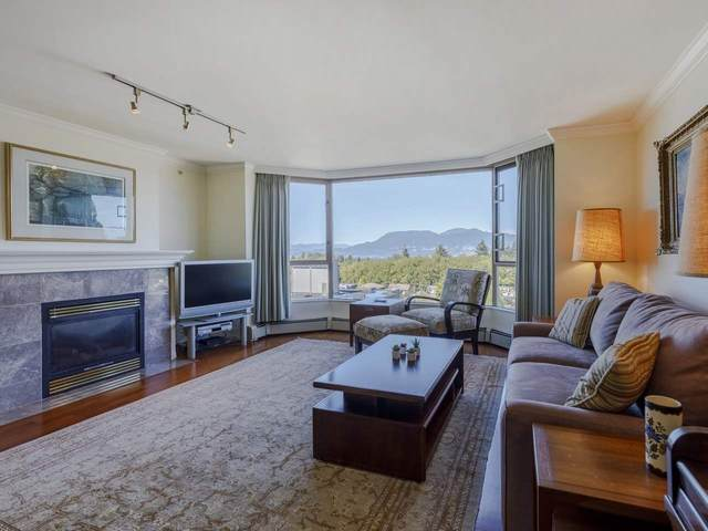 2108 W 38TH Avenue #1002, Vancouver, BC V6M 1R9 (#R2504382) :: Homes Fraser Valley