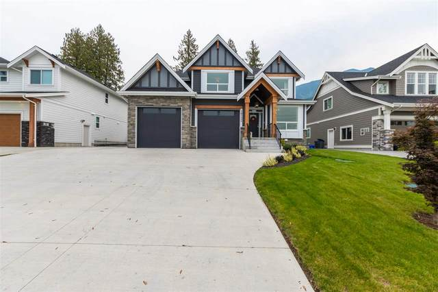 10124 Parkwood Drive, Rosedale, BC V0X 1X1 (#R2504620) :: 604 Home Group