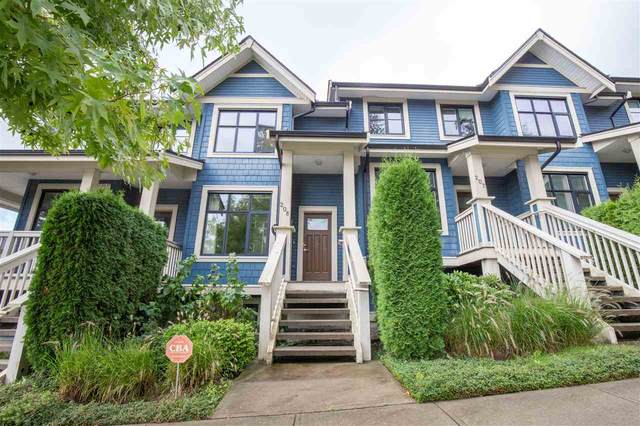 8485 New Haven Close #208, Burnaby, BC V5J 0B7 (#R2504730) :: Initia Real Estate