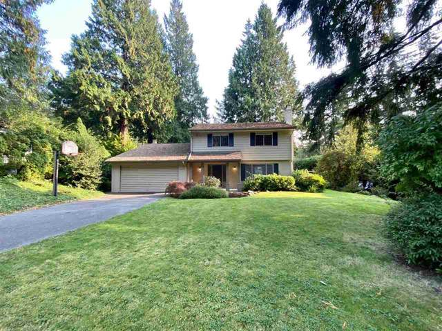 5658 Westhaven Road, West Vancouver, BC V7S 2V7 (#R2505064) :: Ben D'Ovidio Personal Real Estate Corporation | Sutton Centre Realty