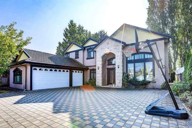 3780 Raymond Avenue, Richmond, BC V7E 1B1 (#R2505318) :: Homes Fraser Valley