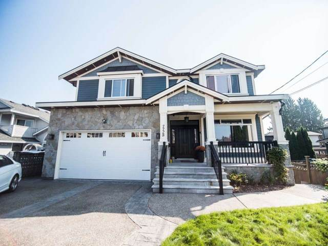 7728 18TH Avenue, Burnaby, BC V3N 1J2 (#R2505387) :: Homes Fraser Valley