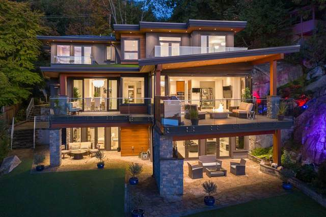 5124 Marine Drive, West Vancouver, BC V7W 2P7 (#R2505522) :: 604 Home Group