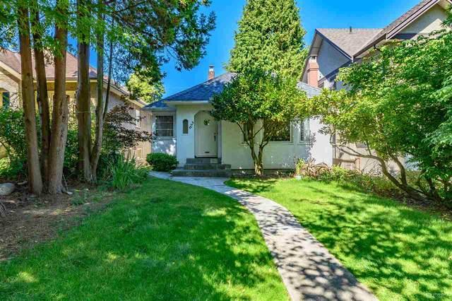 3249 W 33RD Avenue, Vancouver, BC V6N 2G8 (#R2505688) :: Initia Real Estate