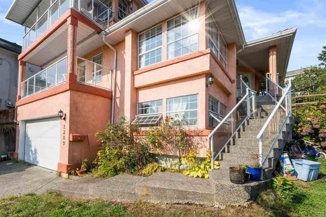2389 Dawes Hill Road, Coquitlam, BC V3K 6T2 (#R2505779) :: Initia Real Estate