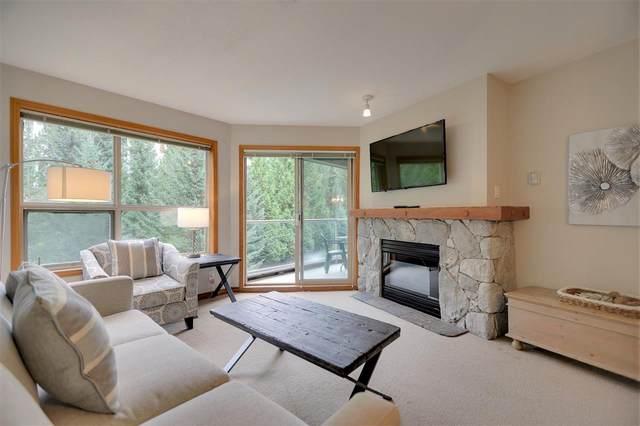 4800 Spearhead Drive #445, Whistler, BC V8E 1G1 (#R2505813) :: Initia Real Estate