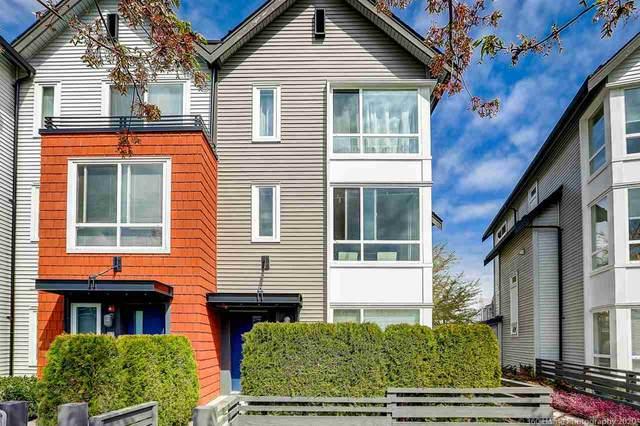 2310 Ranger Lane #69, Port Coquitlam, BC V3B 0K3 (#R2505855) :: Initia Real Estate
