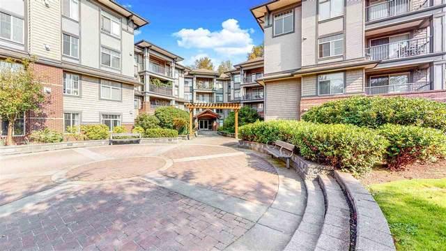 12020 207A Street #315, Maple Ridge, BC V2X 8V2 (#R2505894) :: Initia Real Estate