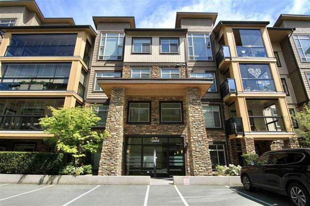 12655 190A Street #215, Pitt Meadows, BC V3Y 0E9 (#R2505919) :: Initia Real Estate
