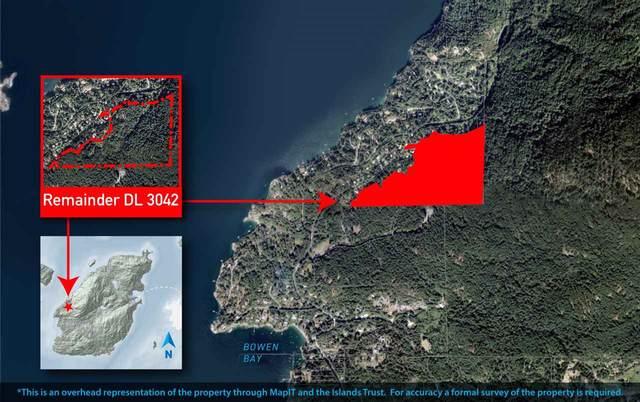 Remainder Dl 3042, Bowen Island, BC V0N 1G2 (#R2506245) :: Homes Fraser Valley