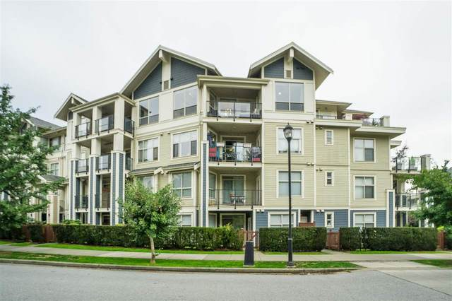 275 Ross Drive #406, New Westminster, BC V3L 0B6 (#R2506398) :: Homes Fraser Valley
