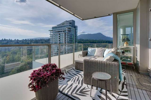 1550 Fern Street #2305, North Vancouver, BC V7J 0A9 (#R2506522) :: Homes Fraser Valley