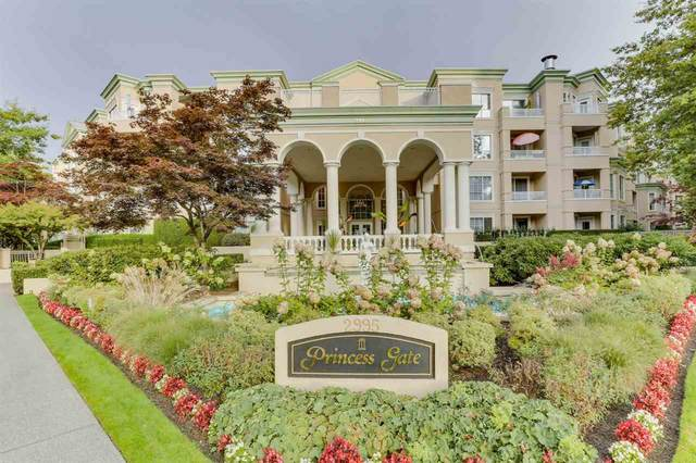 2995 Princess Crescent #118, Coquitlam, BC V3B 7N1 (#R2506567) :: Initia Real Estate