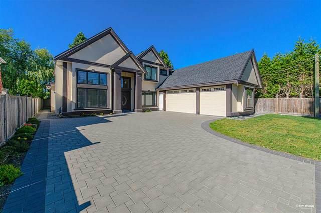 3771 Rosamond Avenue, Richmond, BC V7E 1A6 (#R2506614) :: Homes Fraser Valley