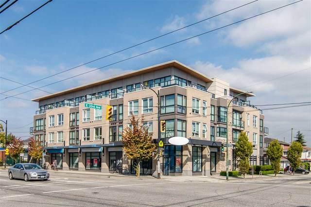 215 E 33RD Avenue #203, Vancouver, BC V5V 2Z7 (#R2506740) :: Homes Fraser Valley