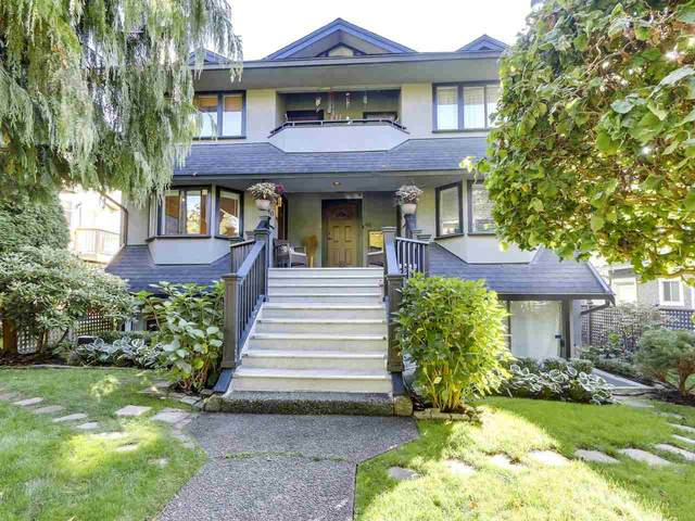 46 W 14TH Avenue, Vancouver, BC V5Y 1W6 (#R2506827) :: 604 Home Group